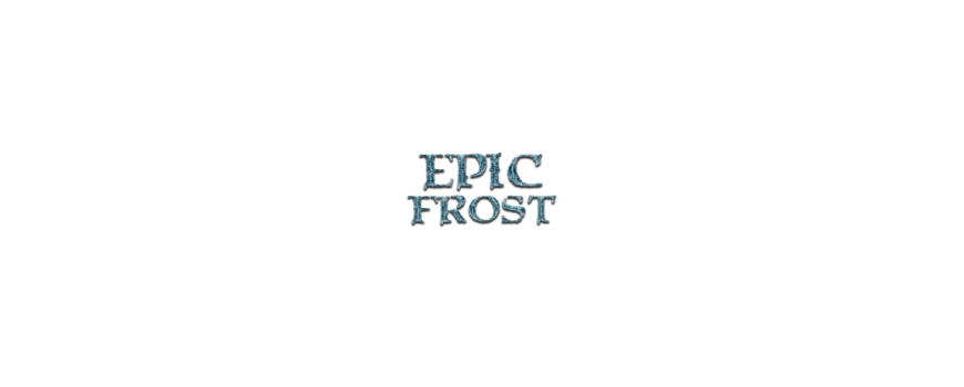 Epic Frost - 20ml